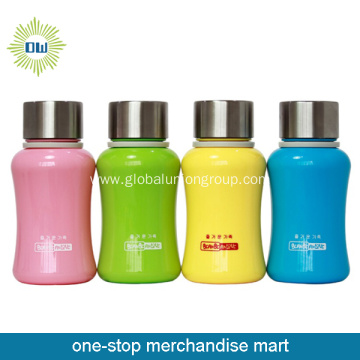 China Wholesale Plastic Water Bottle